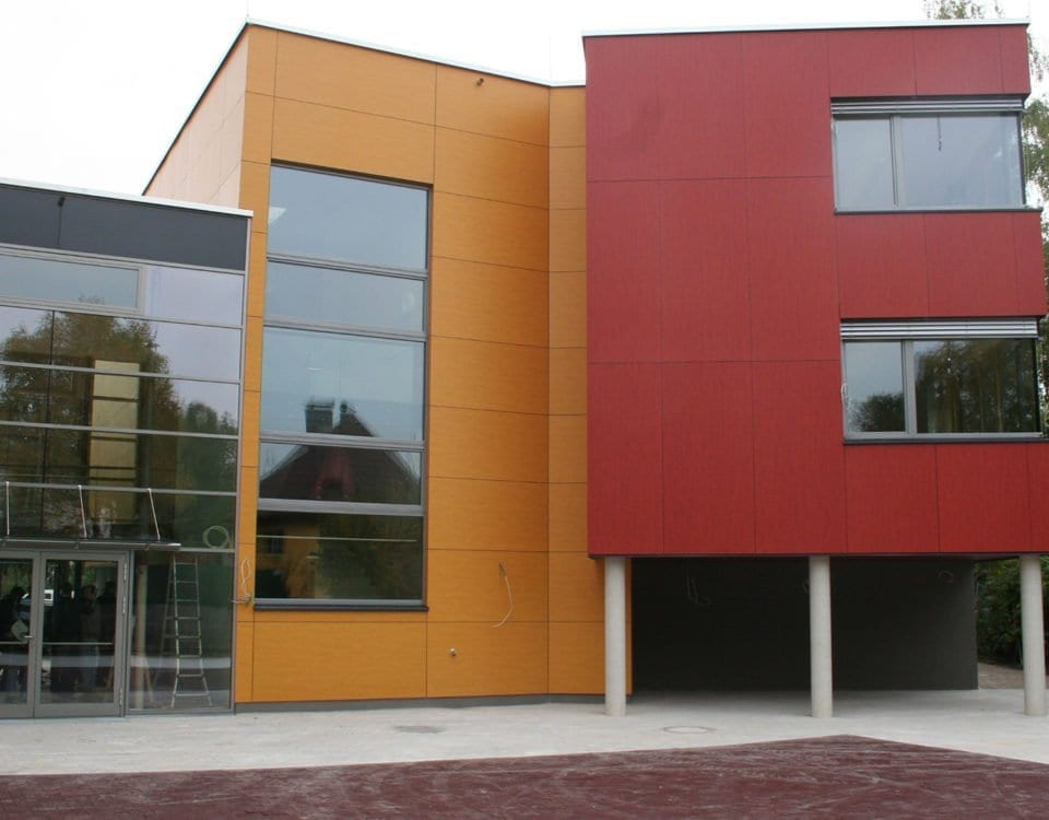Volksschule Muelln