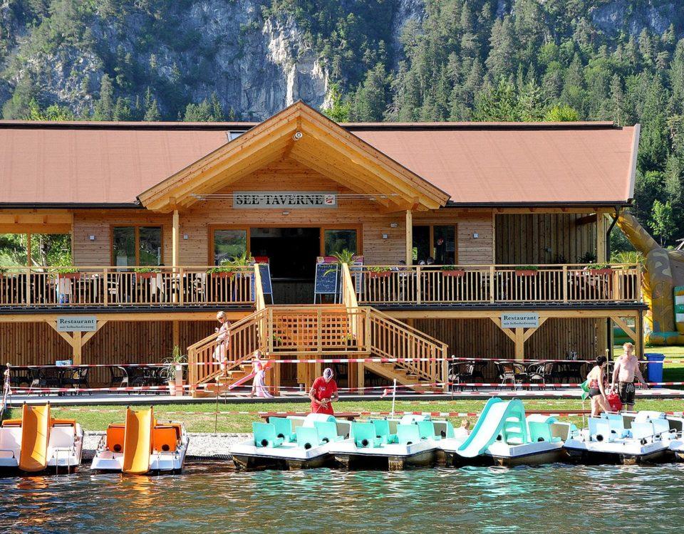 Seerestaurant-See-Taverne